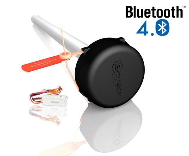 Беспроводной датчик уровня топлива ЭСКОРТ ТД-BLE