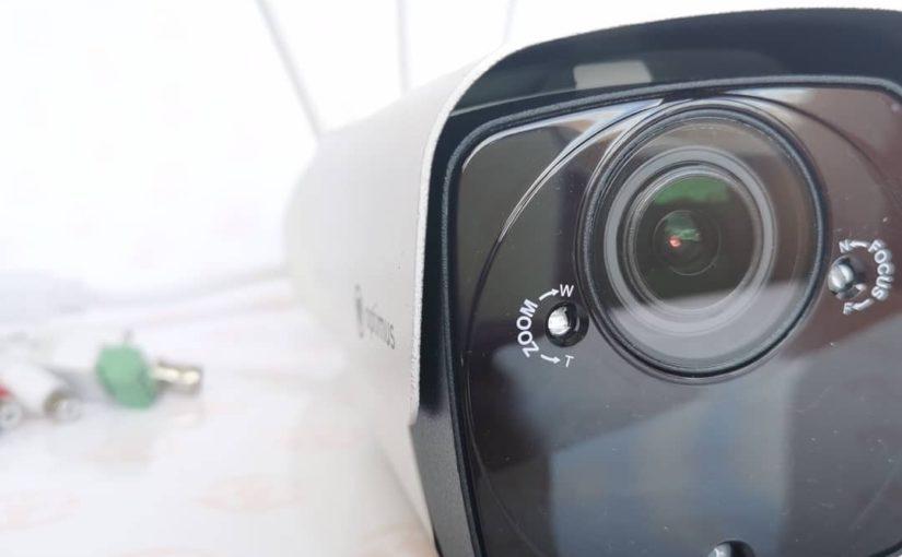 Видеокамера Optimus